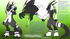 :Harbinger Reference Sheet: |N E W| by SafireCreations