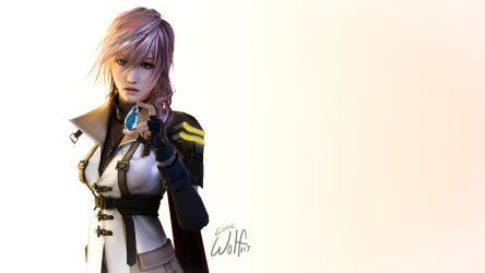 Lightning: All That Remains by LoneWolf117