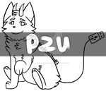 (P2U) USB Feline Base by aIchemicaladopts