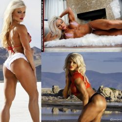 Daily Fitspiration Jessica Vetter by zenx007