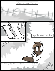 Closed Cages - Page 1 by OWO-Whatz-This