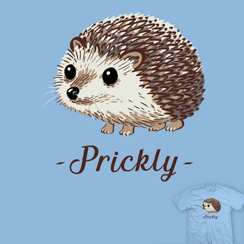 Prickly - tee by InfinityWave