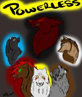 Powerless Cover by ScarletCB1999