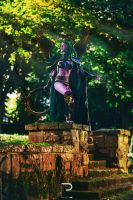 Maiev Shadowsong World of Warcraft Cosplay by emilyrosa