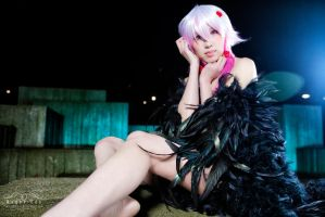 Yuzuriha Inori (Euterpe ver.)  Guilty Crown by DigitalHikari