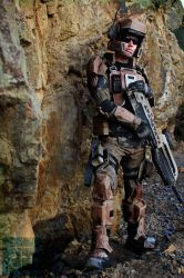 Halo Marine Cosplay DFT by CpCody