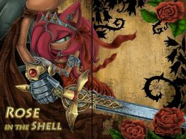 Rose in the Shell by AmytheRose