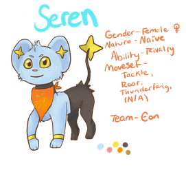 Seren by GDawgTheFifth