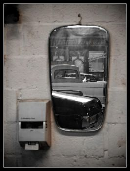 Mirror cars by Andso