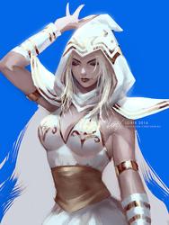 Ashe by Leirix