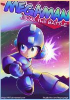 Joins the battle! by Blopa1987