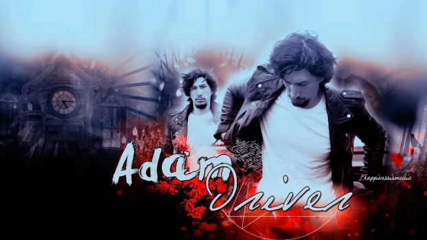 Adam Driver wallpaper 05 by HappinessIsMusic