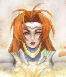 Shining Force 3 spirited by shenlai