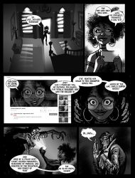 Revamp Page 1 by Hominids