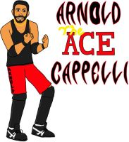 USWF: Arnold The Ace Cappelli by jamesgannon