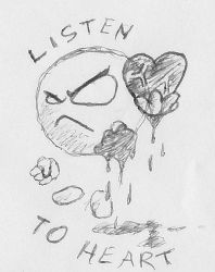 listen to heart by DWito9
