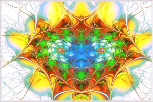 Love of colors by GLO-HE