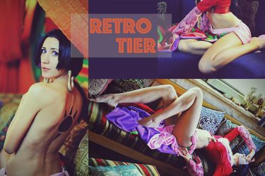 August Retro Tier by tajfu
