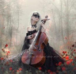 Chant of Roses by Aeternum-designs