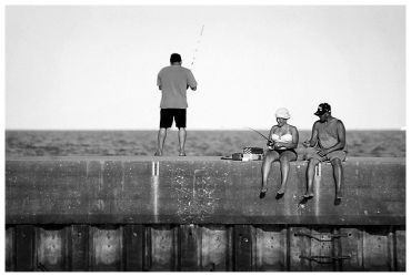 fishing for fun, i hope by claytes