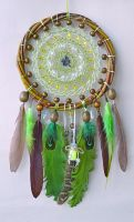 The Forest Magic Dreamcatcher by Ailinn-Lein