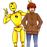 Josh and Dummy - VenturianTale by FlyingPings