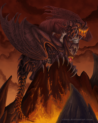 Ride of the Hell Lords by Elzux