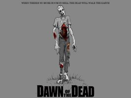 + Dawn of the Dead + by chaoslokiart