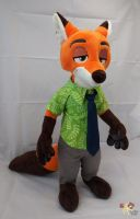 Nick Wilde by KetikaCraft