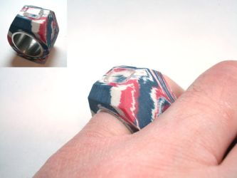 ring a day 85...superduperball by noformdesign