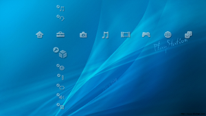 PlayStation Style PS3 Theme by Draicus