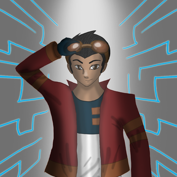 Generator Rex - And the Goggles Are Off by Stareon