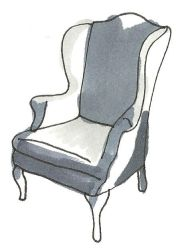 Chair- Grey Tone 3 by bagtop