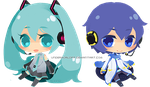 F2U :: PD Vocaloid by UnderworldPP