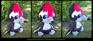 PikiPek Plush by HappyKittyPlushies