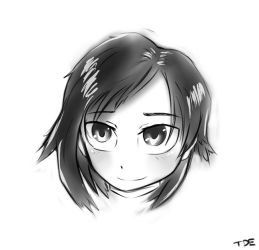Ruby Rose by TheDerpyEnthusiast