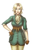 Liza Sprite! by ougaming
