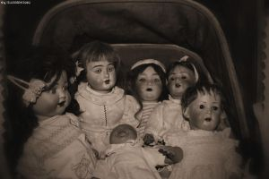 Congealed Kids 1 by LogisticaLux