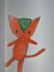 Tangy Paper Craft by Kisa-Kain