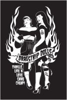 Dragstrip Dolls by satansbrand