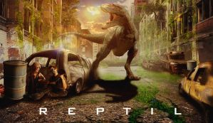 Reptil-3 by delarts