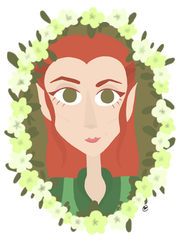 Tauriel by EGLemming