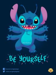 Be Yourself by Geekydog