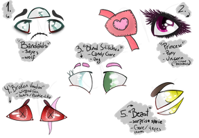 Eye Adopts Auction CLOSED by AkiiiChaos