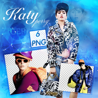 PNG Pack (20) Katy Perry by CraigHornerr