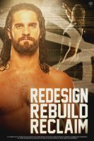 Seth Rollins wallpaper by P10D by Perfect10Designs