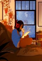 Just leave me alone. by PascalCampion