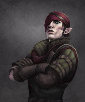 Iorveth by karchew