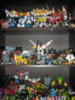My transformers collection by VanoNTP