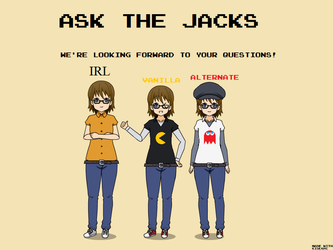 Ask the Jacks - Intro by JackP8414